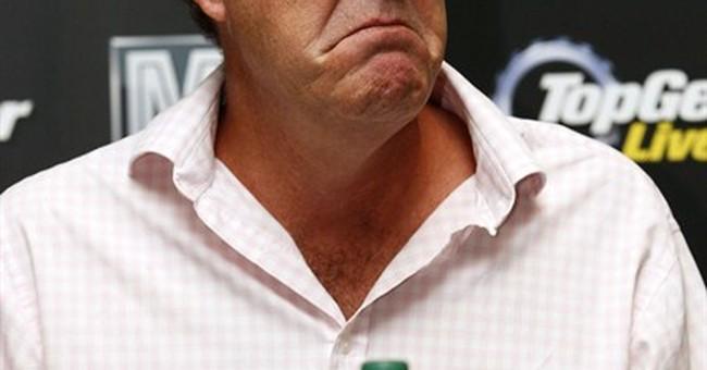 BBC suspends 'Top Gear' host Jeremy Clarkson