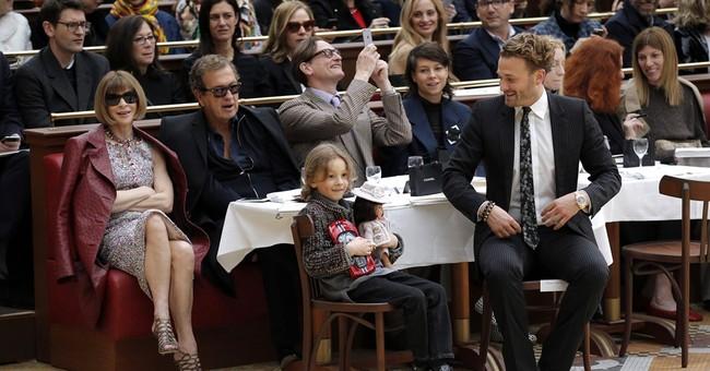 Ben Stiller, Owen Wilson hit Valentino for 'Zoolander 2'