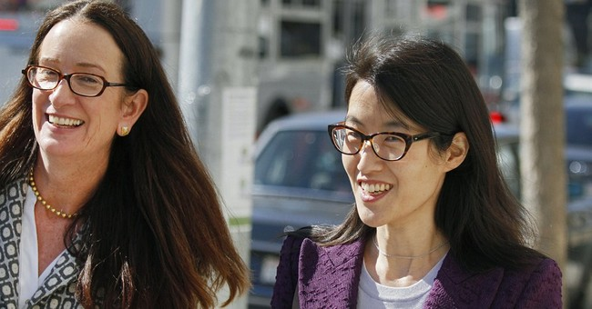 Woman in Silicon Valley suit faces tough jury questions