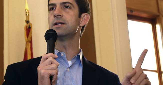 GOP senator behind Iran letter: Hard-charging rookie