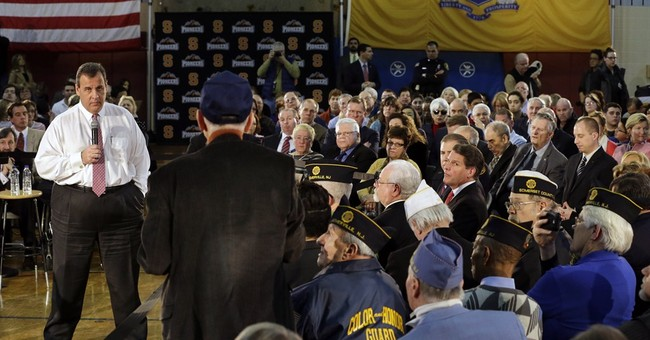Christie touts benefits of Medicaid expansion at town hall