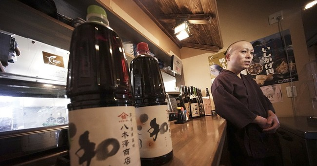 Soy sauce makes 'miracle' comeback in tsunami-wrecked Japan