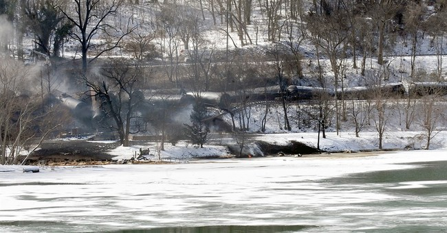 Spate of derailments deepens fear of oil train disaster