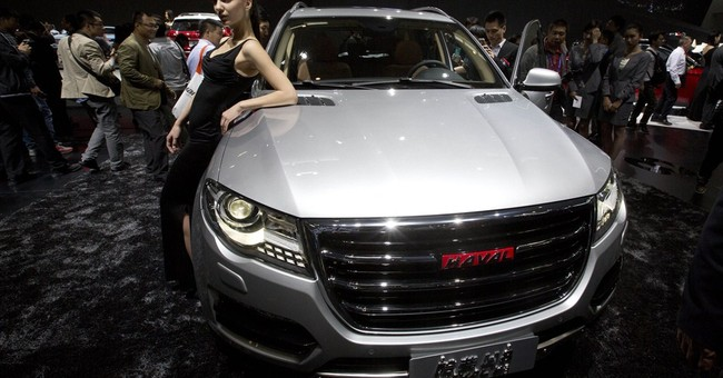 China's auto sales growth decelerates in February