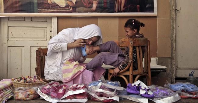 Cairo's Mother Theresa serves children of Egypt's slums