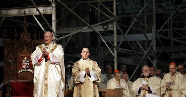 Cardinal Dolan: The church thanks God for Cardinal Egan