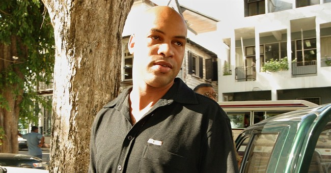 Suriname leader's son sentenced to over 16 years in prison