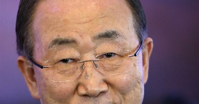 As race for UN chief begins, new campaigns demand a woman