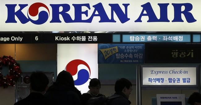 Nut rage flight attendant sues Korean Air, former exec
