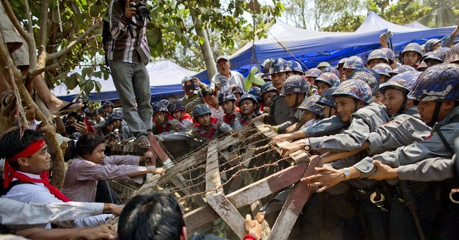 News Guide: Myanmar's crackdown on student protesters