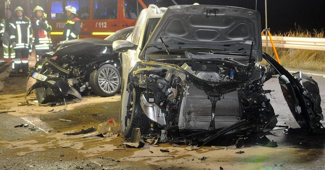 Man on trial for fatal crash after Germany gambling win