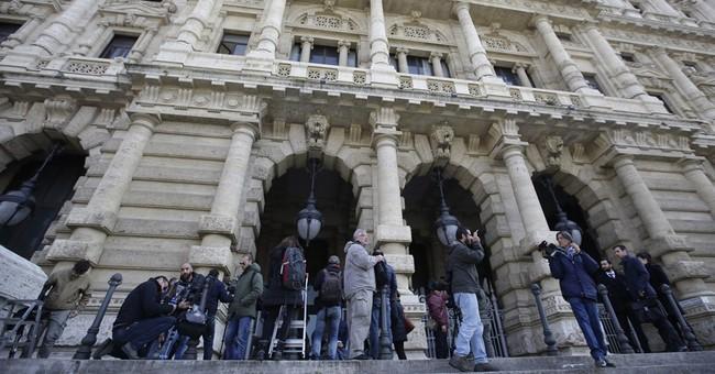 Ex-Italian premier Berlusconi's acquittal upheld