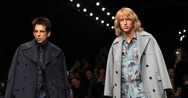 Ben Stiller, Owen Wilson hit catwalk for 'Zoolander 2'