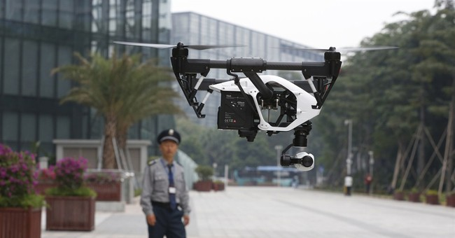 Chinese upstart takes lead in fast-growing drone market