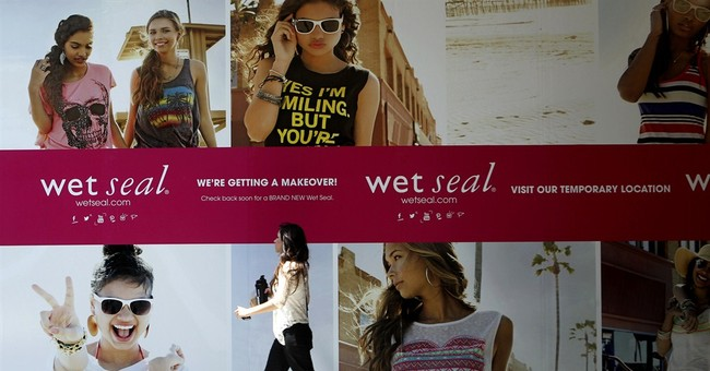 Wet Seal closing over 300 stores; nearly 3,700 losing jobs