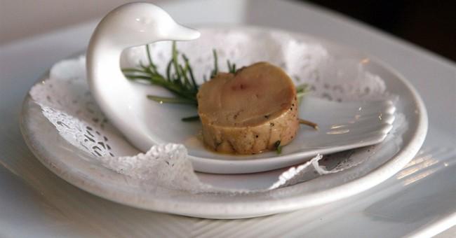 Federal judge blocks California's ban on foie gras