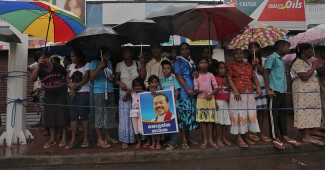 Sri Lanka's Rajapaksa concedes defeat in presidential vote