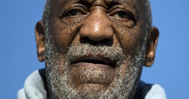 Bill Cosby jokes woman should be careful drinking near him