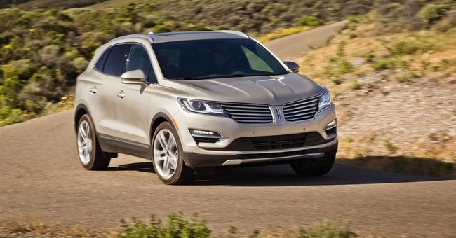 Lincoln joins compact SUV segment with 2015 MKC