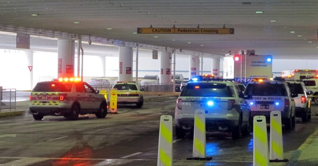 Records: Police sent often to home of man killed at airport