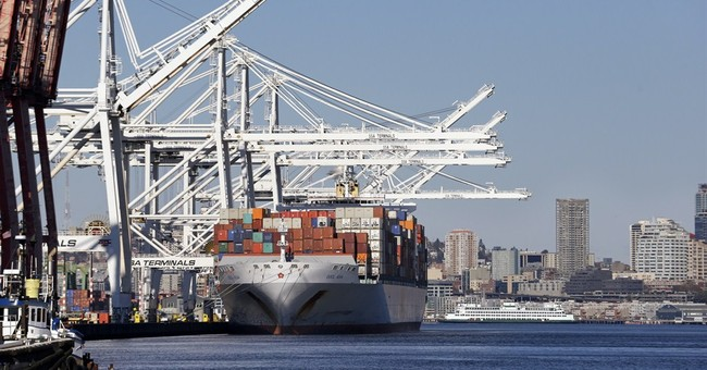 Shrinking foreign oil bill sends US trade deficit lower