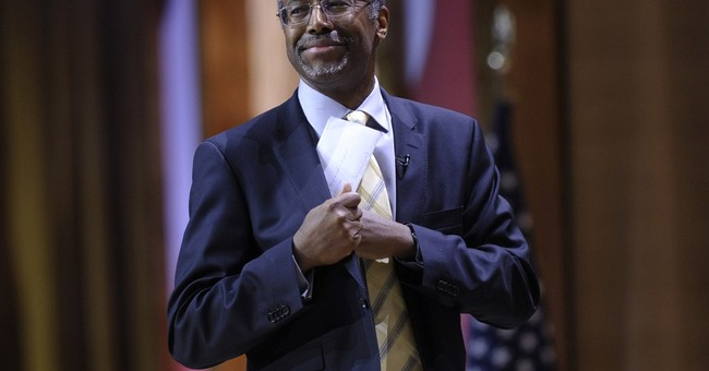 Publisher to issue revised edition of Ben Carson book