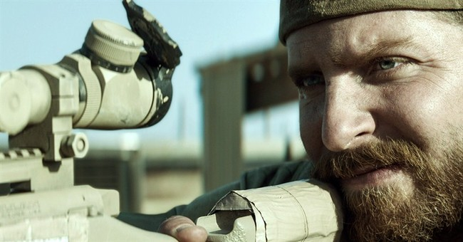 Review: 'American Sniper' is quintessential Eastwood