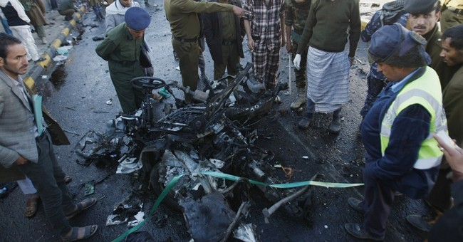 Suicide bomber kills at least 37 at Yemen police academy