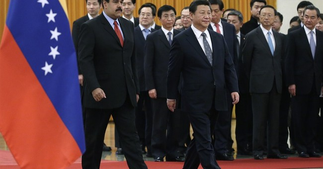 Venezuela's Maduro in China seeking aid for stricken economy