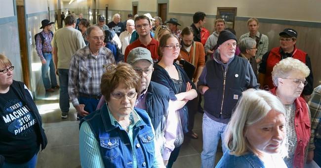 Pipeline foes appeal to Nebraska lawmakers in testy hearing