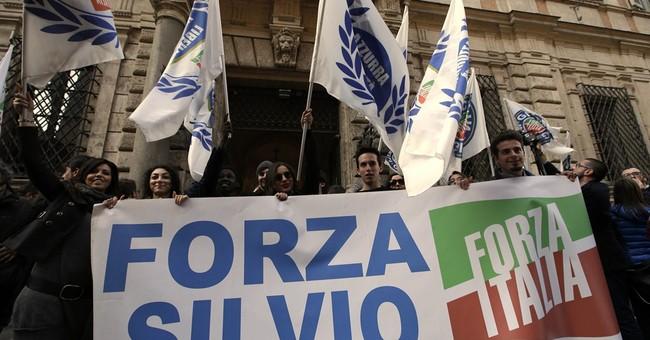 """Berlusconi cheers """"bunga bunga"""" court victory, but bitter"""