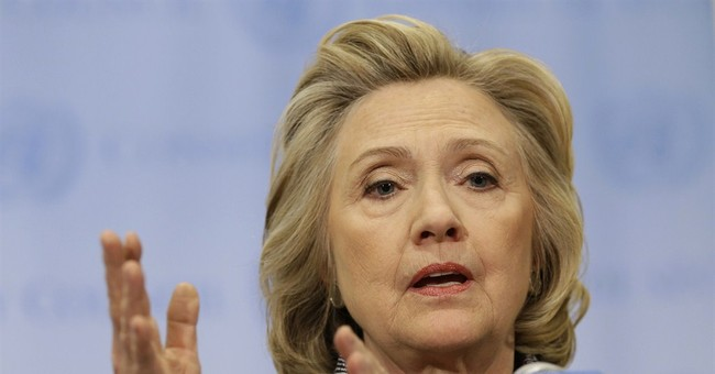 AP sues State Department, seeking access to Clinton records