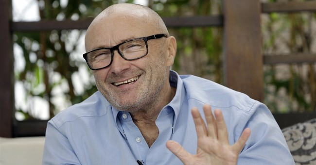 Texas lawmakers make musician Phil Collins an honorary Texan
