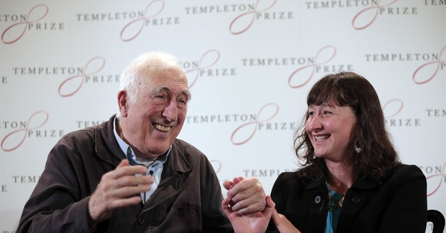 Templeton Prize awarded to founder of L'Arche communities