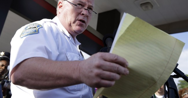 Ferguson chief resigns in wake of scathing federal report
