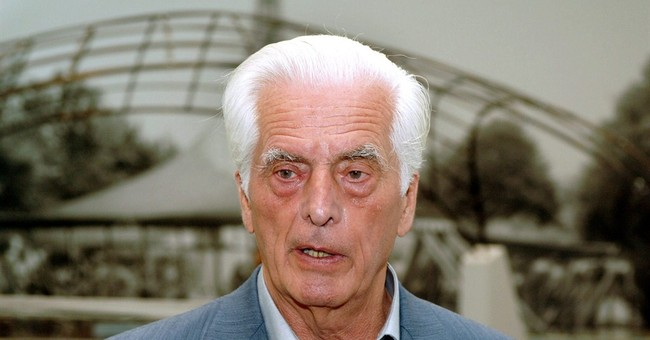Frei Otto, pioneering German architect, dies at 89