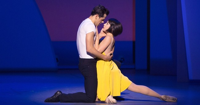 New Broadway musical finds inspiration in ballet