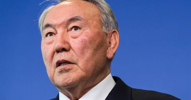 Kazakhstan's long-serving president to run for a new term