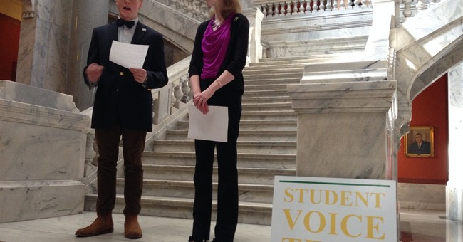 Kentucky students get hard lesson in politics from lawmakers