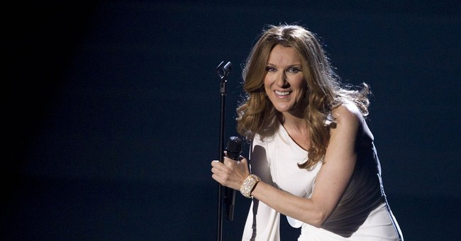 Celine Dion to return to stage, but rep doesn't say when
