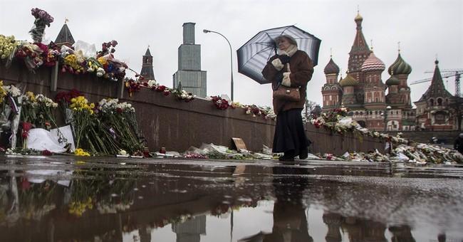 EU lawmakers condemn Nemtsov killing, rights in Russia