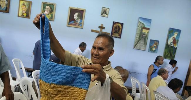 AP PHOTOS: 2,500 elderly inmates live in Peru's prisons