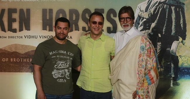 Image of Asia: Bollywood celebrates US film 'Broken Horses'