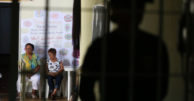 AP PHOTOS: 2,500 elderly inmates live in Peru's prisons