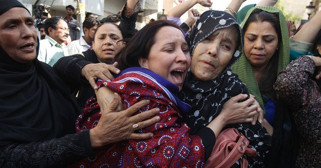 Pakistan troops raid prominent political party HQ in Karachi