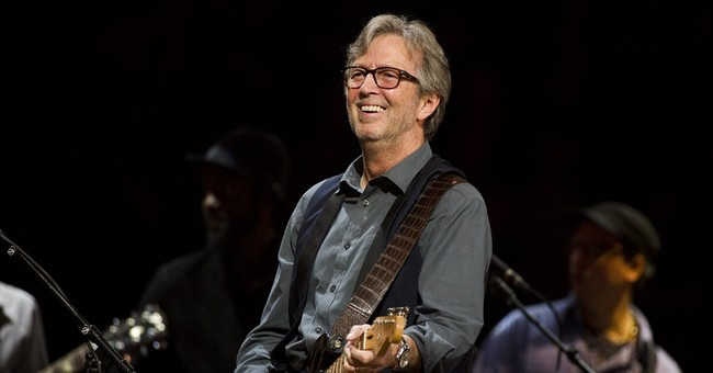 Eric Clapton to celebrate 70th bday at Madison Square Garden