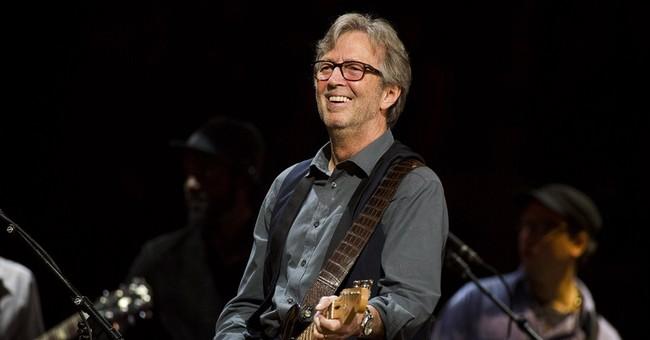Eric Clapton to celebrate 70th bday at Madison Square Garden