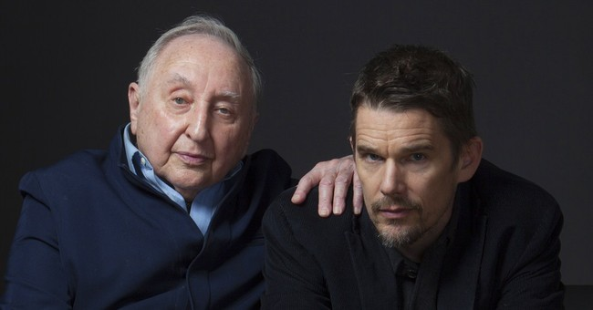 After 'Boyhood,' Hawke finds an unlikely fountain of youth