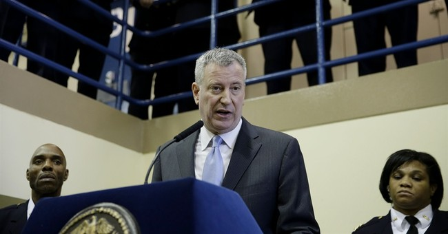 NYC mayor unveils plan to curb violence at Rikers jail