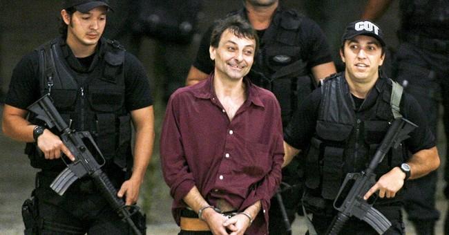 Brazil police arrest Italian fugitive Cesare Battisti